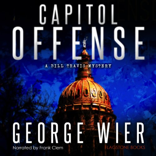 Capitol Offense audiobook cover art