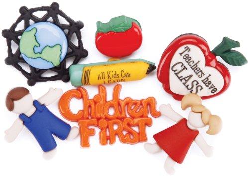 Dress It Up Embellishments-Children First