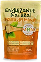 Monk: Endulzante Natural Fruta del Monje 400 g.