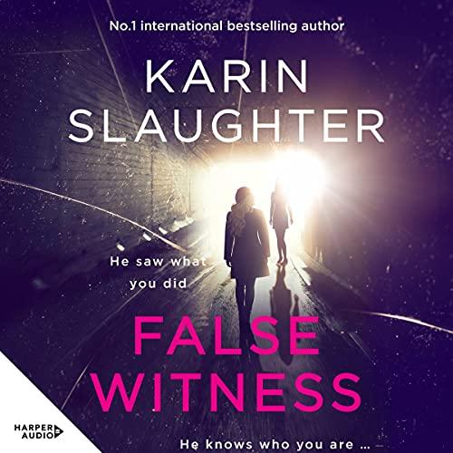 False Witness cover art