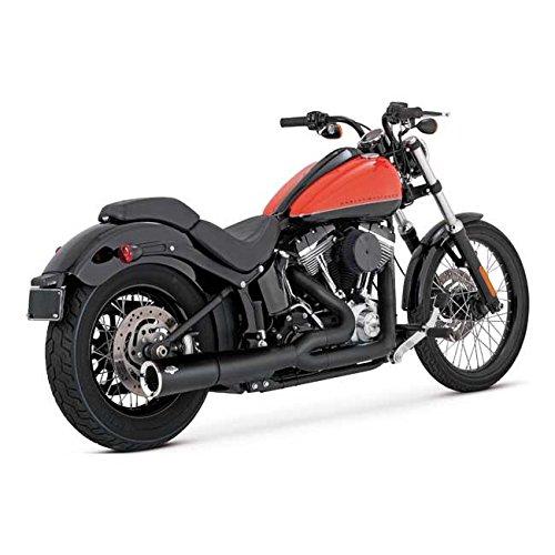 Marmitta Vance & Hines PRO-PIPE 2 in 1 Nera Per Harley Davidson Softail 2012-2017 (escluso modelli breakout)