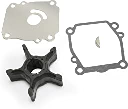 Full Power Plus Suzuki Outboard Impeller Kit 90HP 115HP 140HP Outboard Motor Impeller Replacements 17400-90J20 Water Pump Parts 18-3258