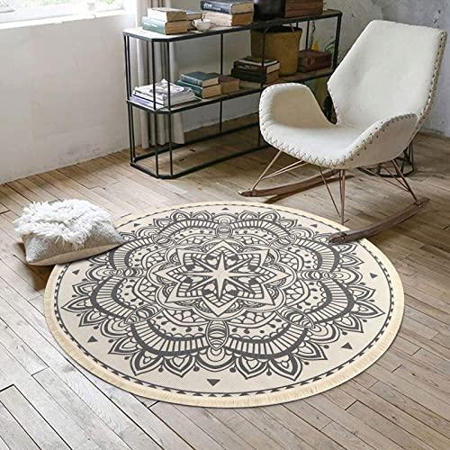 SHACOS -   Runde Teppiche