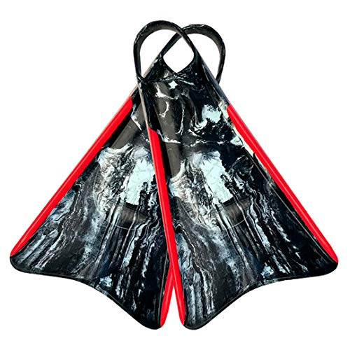 Kpaloa Swim fins Original Sideline Black Bodyboarding (XS)