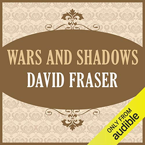 Wars and Shadows audiobook cover art