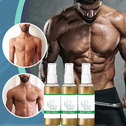 GIADEH Slimming Spray, Gynecomastia Cellulite Melting Spray, 30ml Fat Burner Slimming Spray, Weight Loss Fast Burning Body Firming Slim Spray,Chest Belly Fat Remove for Men and Women (3pcs)
