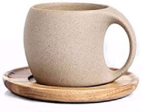 Tazas de Café Vintage de Cerámica de Utilidad Familiar ...
