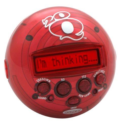 20Q Handheld Game - Version 3.0 - Red