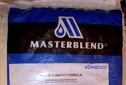 Masterblend Hydroponic Tomato Pepper Fertilizer 3 LB by eDealzzz
