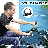 Zoom IMG-1 agm mini cyclette pedaliera fitness