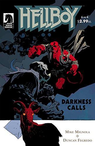 Hellboy: Darkness Calls #6 (English Edition)