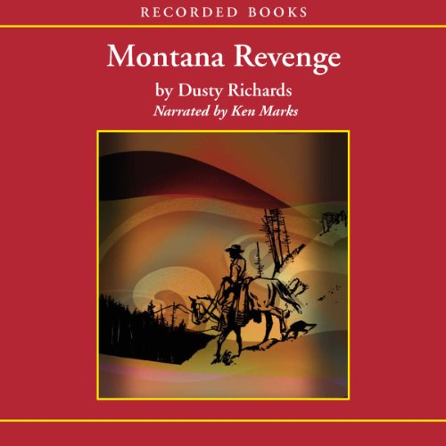 Montana Revenge  By  cover art