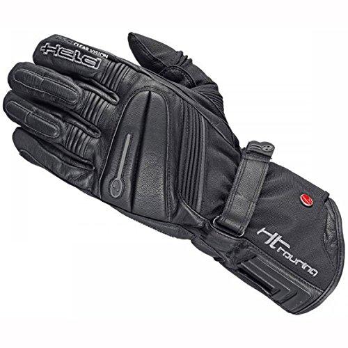 Motorcycle Held 2341 Wave Gloves Long GTX Black 08