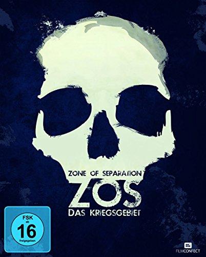 ZOS: Zone of Separation - Das Kriegsgebiet [3 DVDs]