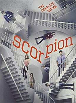 Scorpion  The Complete Series