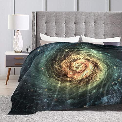 Manta de franela con impresión digital para sofá de acuerdo con los dibujos. Adecuado para siesta, sillón, cama y sofá, camping, picnic, sola/dos personas-J_75 * 100