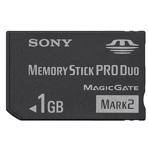 Memory Stick Duo Pro 1 GB