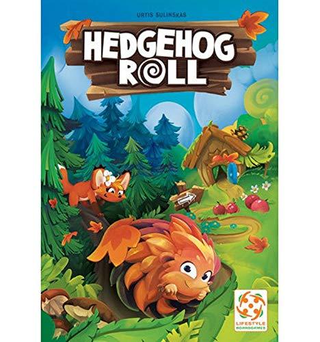 Dal Tenda Hedgehog Roll - Juego de mesa en italiano