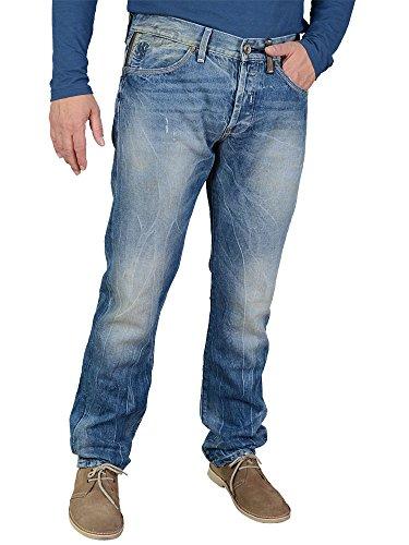 Freesoul -  Jeans - Uomo gessi Wash
