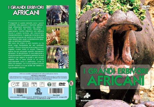 I GRANDI ERBIVORI DVD DOCUMENTARIO SUGLI ANIMALI