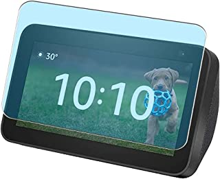 """Puccy 2 Pack Anti Blue Light Screen Protector Film, compatible with All new Echo Show 8 2nd Gen 2021 8"""" TPU Guard ( Not Te..."""