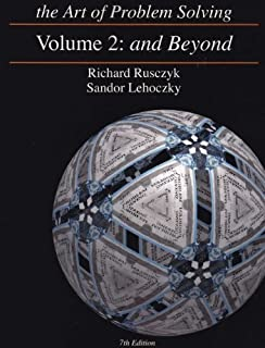AoPS 2-Book Set : Art of Problem Solving Beyond Volume 2 Textbook and Solutions Manual 2-Book Set