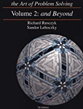 Art of Problem Solving Beyond Volume 2 Textbook and Solutions Manual 2-Book Set