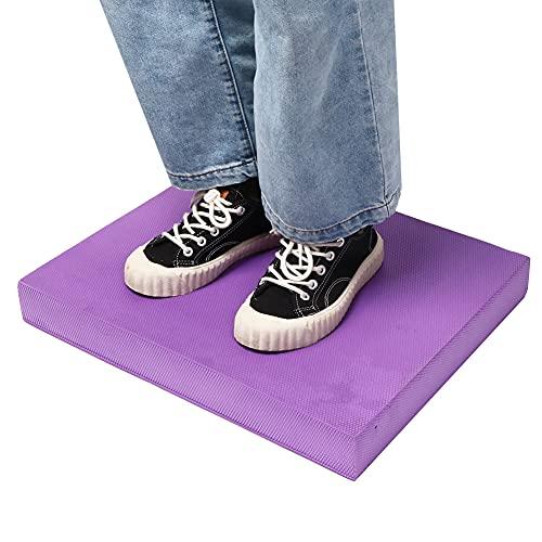 Colchoneta de entrenamiento de yoga, cojines equilibrados, cojín de ejercicio para el hogar