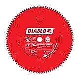 Diablo D1296N 12' 96T Diablo Non-Ferrous & Plastic Chop/Slide Miter Saw B
