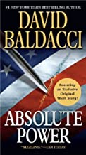 Absolute Power by Baldacci, David [Vision,2010] (Mass Market Paperback)