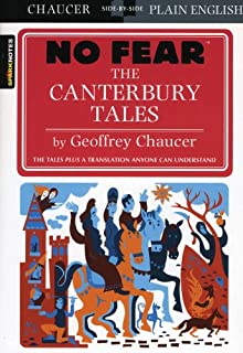 The Canterbury Tales (No Fear) (Volume 1)