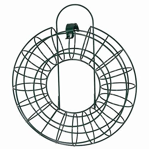 Siena Garden 283791 Couronne en métal pour Boules à mésanges 25 cm