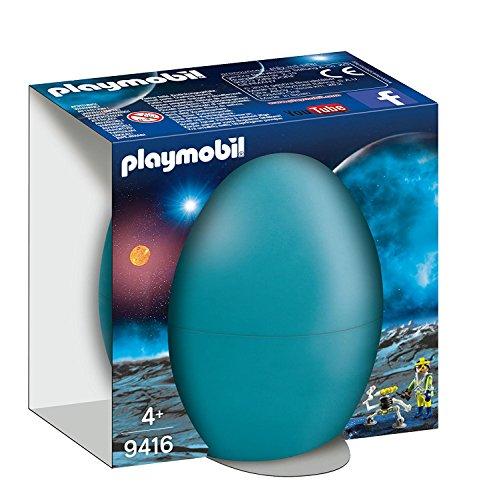 PLAYMOBIL- Agente Espacial con Robot Juguete