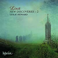 Liszt: New Liszt Discoveries Vol.2 by Leslie Howard (2004-06-08)