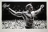 Close_up Arnold Schwarzenegger: Mr. Olympia 1974 | US