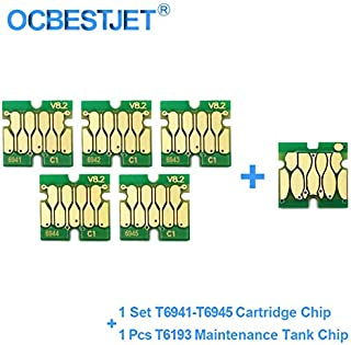 be16a971f Cartridge Chip Upgrade T6941-T6945 T6941 Cartridge Chip for Svk Surecolor  T3000 T3070 T5070 T7070