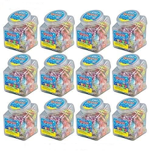 (1箱12ポットまとめ買い) ランドアート クールMIXポット (410g 約150粒入)x12ポット 約1800粒 塩タブレット クールミックス