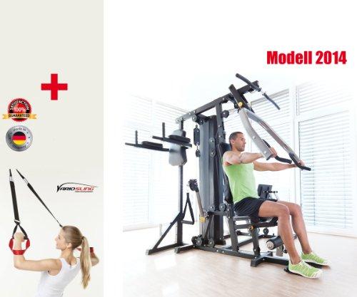 Horizon Fitness Torus 5 inkl. Vario Sling Kraftstation