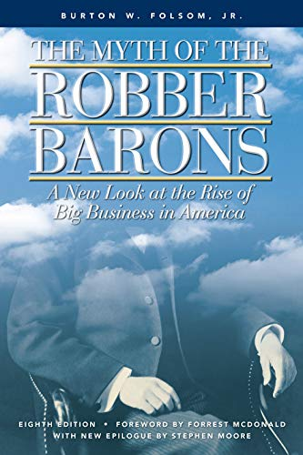 Download The Myth of the Robber Barons 0963020315
