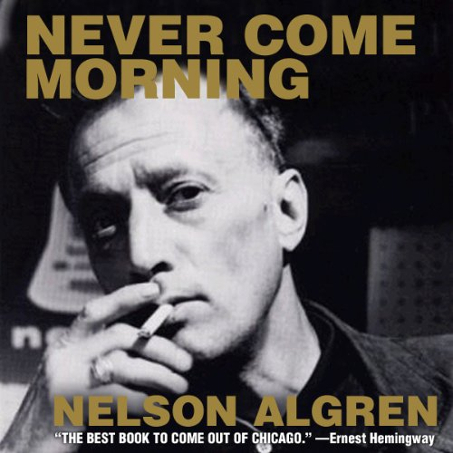 Never Come Morning audiobook cover art
