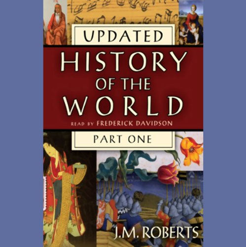 History of the World, Updated audiobook cover art
