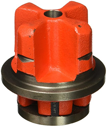 Ridgid 37025 Manual Threading/Pipe and Bolt Die Heads Complete W/Dies - 11R 1/8 NPT Die HD Comp