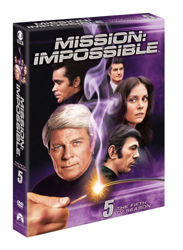 Mission Impossible - Season 5 [Import anglais]