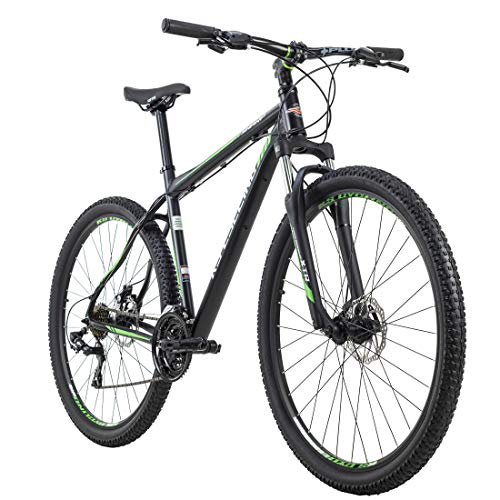 KS Cycling Mountainbike Hardtail 29'' Sharp schwarz-grün RH 43 cm