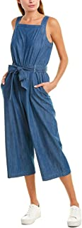 Womens Jumpsuit, L, Blue