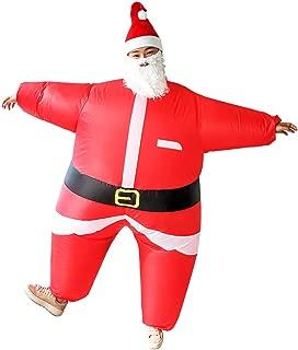nightmare before christmas santa costume