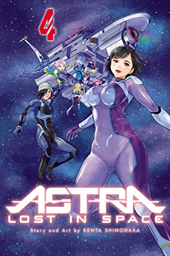 Astra Lost in Space, Vol. 4 [Idioma Inglés]