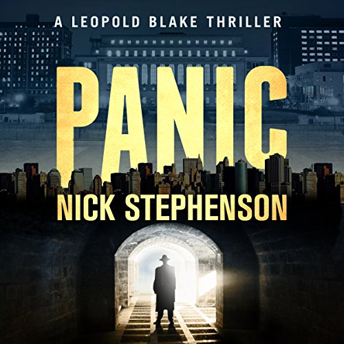Panic: Leopold Blake, Book 2 cover art