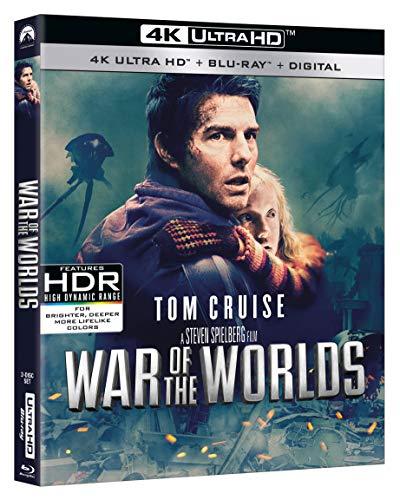 War of the Worlds (4K UHD + Blu-ray + Digital)