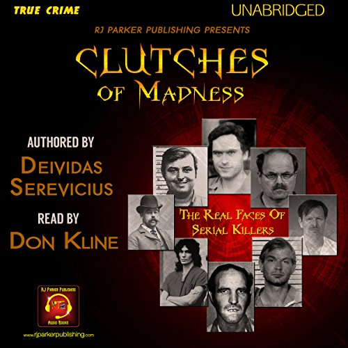 Clutches of Madness audiobook cover art